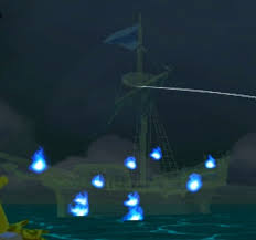 Wind Waker Ghost Ship Chart Ghost Ship The Wind Waker Zelda Dungeon Wiki