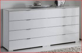Elegant Kommode Flur Weiß Hochglanz Kommode