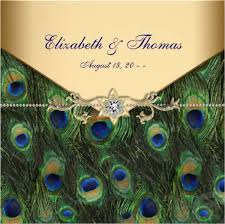peacock invitations peacock quinceanera ideas google search quince themes