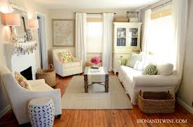 Before And After 18 BudgetFriendly Makeovers  Southern LivingSmall Living Room Decorating Ideas On A Budget