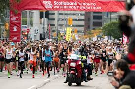 Toronto Waterfront Marathon Elevation Chart Tears Of Joy And Sorrow Fall Olympic Dreams Soar Records