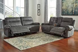 Living Room Ashley Furniture Reclining Sofa And Loveseat Best