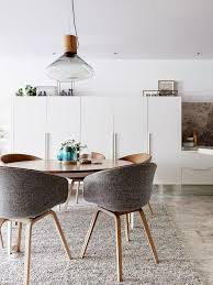 Small Picture Stunning Scandinavian Dining Table And Chairs 14 For Your Best