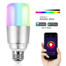 Android App To Turn Off Lights Gosvn Wi Fi 6w Led Smart Light Bulb Remote Control