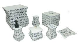crystal bathroom accessories. bathroom:crystal bathroom accessories sets embedded set unique crystal o