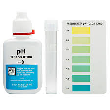 Freshwater Aquarium Water Testing Chart What Is Ph And How To Easily Test It In Your Aquarium