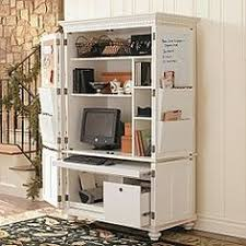 home office desk armoire. Great Desk That Hides The Computer | To Do At Home Pinterest Desks, Armoires And Armoire Office U