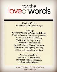 for the love of words ilead exploration for the love of words