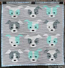 Dog Quilt Patterns Classy Sew Fresh Quilts Dog Gone Cute Quilt Along Blog Hop