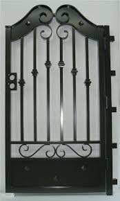 Small Picture Garden Gate Designs Iron Garden Gates Aluminum Custom Garden Gates