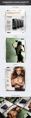 Best 25 Magazine Cover Template Ideas On Pinterest Indesign