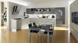 elegant scavolini kitchen design with charming dining furniture ideas