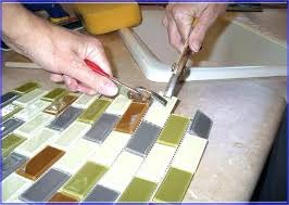 35 cutting glass mosaic tile with dremel whole