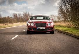 Bentley Continental GT Speed 7 Day Diary