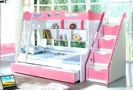 bedroom designs for girls with bunk beds. Fine Beds Teenage Bedroom Ideas Bunk Beds For Teenager  With Little Girl Room Girls Loft Bed And Designs I