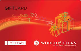 Titan Gift Card - Rs.1500: Amazon.in: Gift Cards