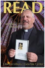 "Read Poster Featuring Matthew Motyka"""