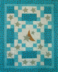 Sweet Dreams Quilt Pattern Download by Cottage Quilt Designs ... & Dreams baby quilt-moon and stars appliqués « Cottage Quilt Designs Adamdwight.com