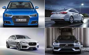 new release jaguar carJaguar XE Ford Mustang and Other Upcoming Sedan Cars in 2016