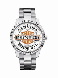 harley davidson men s bulova watch 76a129