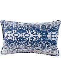 12x20 pillow cover. Plain Cover Stardust Indigo 12x20 Pillow Cover And Insert To 2
