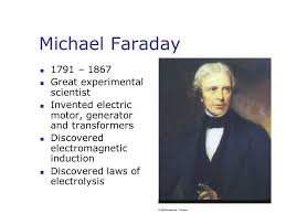 electric generator michael faraday photos