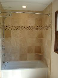 travertine tile tub surround. Interesting Surround Replaced Old Tub With New Kohler Tub Shower Fixtures And Travertine Tiles Intended Travertine Tile Tub Surround L