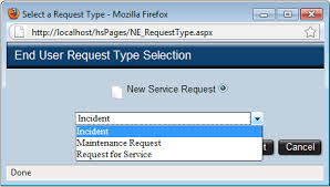 Sharepoint Submit A New Service Request