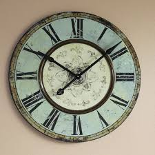 chic large french wall clock 99 french country wall clocks