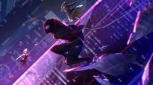 Into the Spider-Verse Miles Morales 8K ...