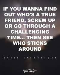 Quotes About True Love And Friendship