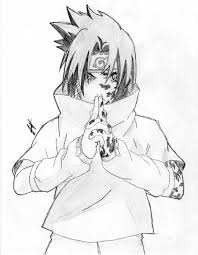 naruto and sasuke drawing at getdrawings