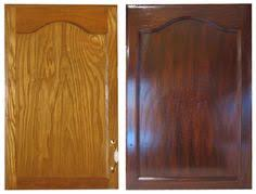 stained cabinets staining kitchen cafemom