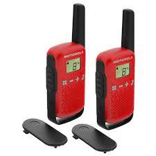 Купить <b>Рация Motorola Talkabout</b> T42 Twin Pack красный/черный ...