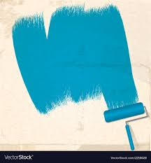 paint roller background. Simple Paint Paint And Roller Background Vector Image Intended Roller Background E