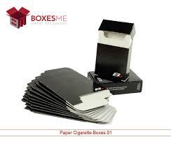 Paper Cigarette Boxes Custom Printed Paper Cigarette Box