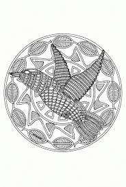 Goed Kleurplaten Mandala Volwassenen Dieren Voor Jou Paul Behang