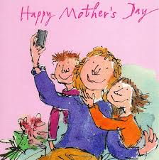 Mothers Greeting Card Quentin Blake Happy Mothers Day Greeting Card Art Range Cards
