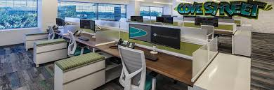 designer office desk isolated objects top view. Living Spaces Office Furniture. Home Furniture Star Modular Desk Small Space Designer Isolated Objects Top View V