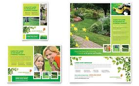 Lawn Mowing Ads Lawn Mowing Service Designs To Grow A Healthy Business