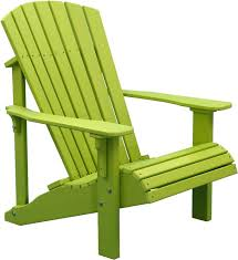 green adirondack chairs chair cushions deluxe lime