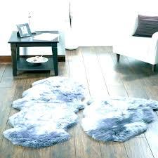 large sheepskin rugs gray fur rug black faux extra mount mercy huge quad 4 sheepskin rug large rugs ikea