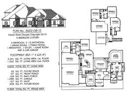 Beautiful ... Smart Design 4 Bedroom House Plans 2 Story Full Size