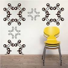 Small Picture Wrought Iron Wall Decals Trendy Wall Designs