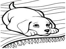 Free Printable Cute Dog Coloring Pages Dog Coloring Pages Online