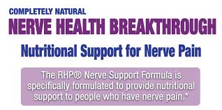 Nerve Support Formula - The Original Formula for Healthy Nerve Function