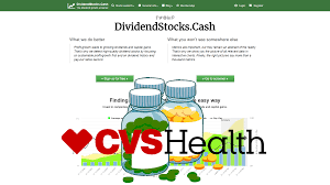 CVS health stock - dividend yield at ...
