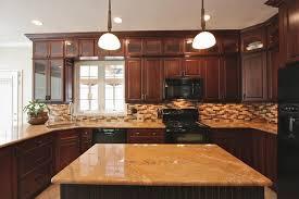 Complete Kitchen Remodel In VA | Granite Countertops U0026 Glass Cabinets |  Hambleton Construction