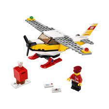 LEGO® City Đồ Chơi Lắp Ráp Máy Bay Đưa Thư 60250