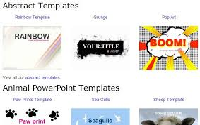graphic design powerpoint templates 10 great websites for free powerpoint templates